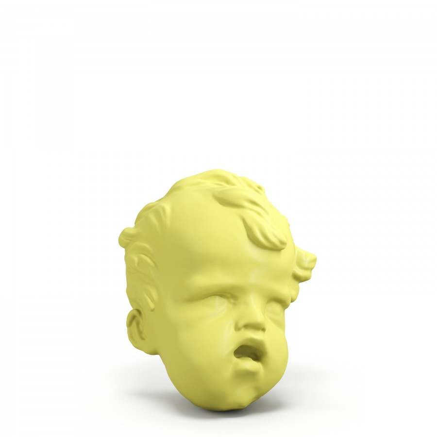sulfur yellow